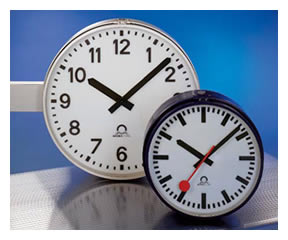 Profiline outdoor analogue clocks