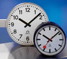 profiline range of high quality outdoor analog clocks with a wide choice of movements